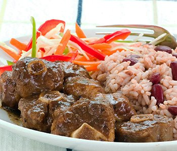 Jamaican-style Oxtail