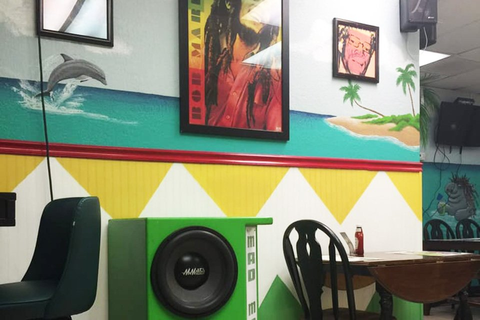 Rodney's Jamaican Grill